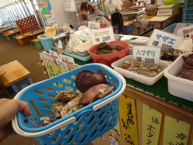 飛龍丸 福吉漁港の牡蠣小屋